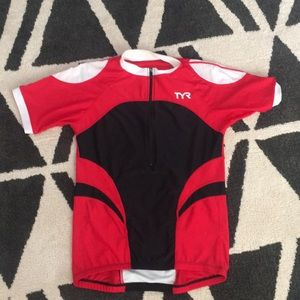 TYR Cycling Jersey - Size M